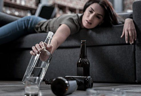 What Causes Alcohol Intoxication?