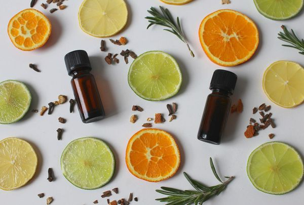 Types of essential oils