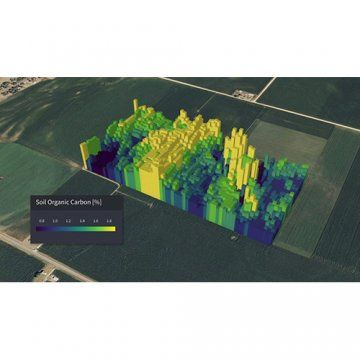 CLOUD AG SEEKS TO REPLACE SOIL SAMPLING BY MEASURING CARBON FROM THE AIR